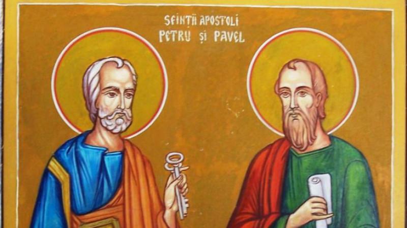 sfantul petru si pavel la multi ani