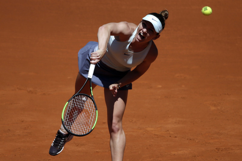 LIVE TEXT Simona Halep Belinda Bencic în semifinala Madrid Open 2019
